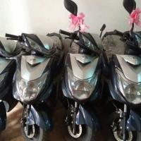 Scooters 100% électriques